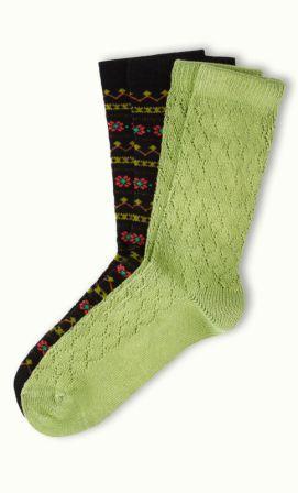 Socks 2-Pack Alpine