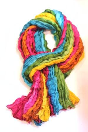 Shawl multicolour