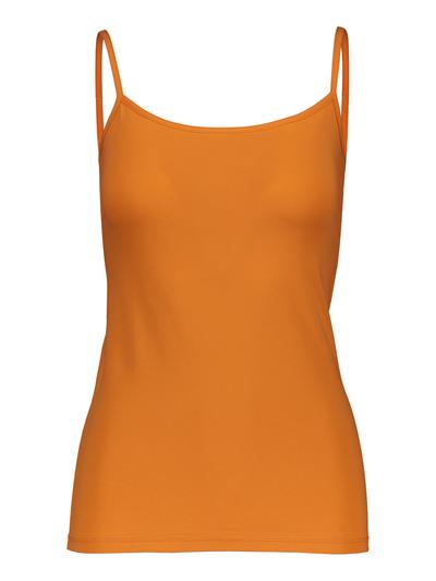 Basic Top Orange