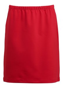 Skirt Sif Basic Red