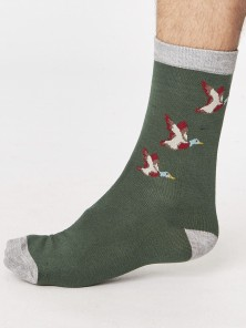 Bamboo Socks Forestbirds