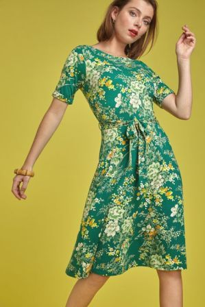 Betty Dress Makura