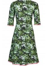 Stella Dress Philodendron