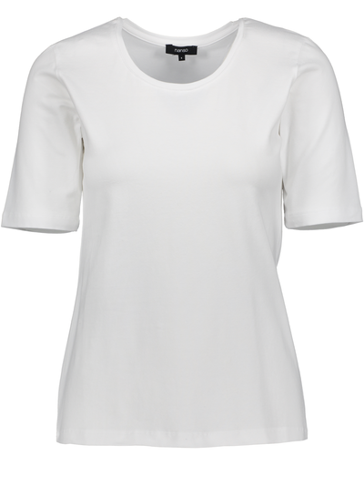 Basic t-shirt Vit