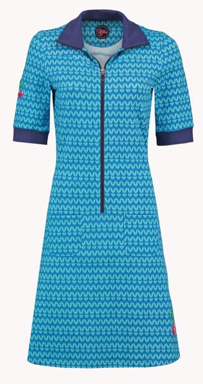 Dress Sporty Loco Blue