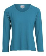 Basic Top Karen Petrol-Blue