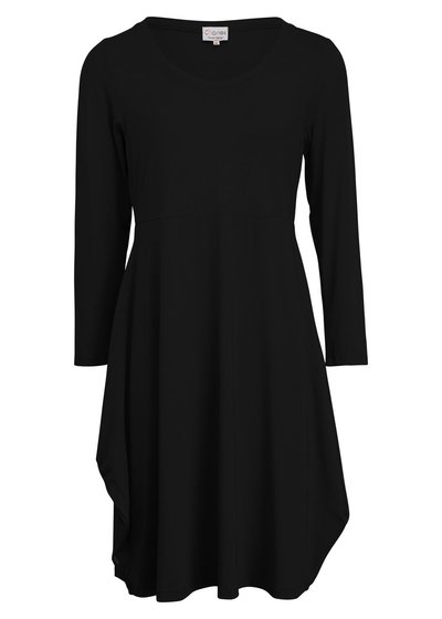 Dress Basic Frida Black