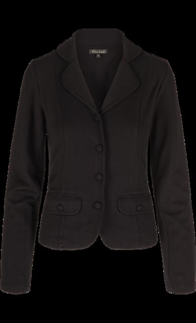 Blazer Milano Crepe Black