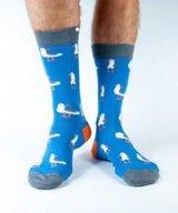Bamboo Socks Seagull size 40-45