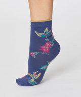 Birdy Summer Socks Ocean Blue Size 36-40