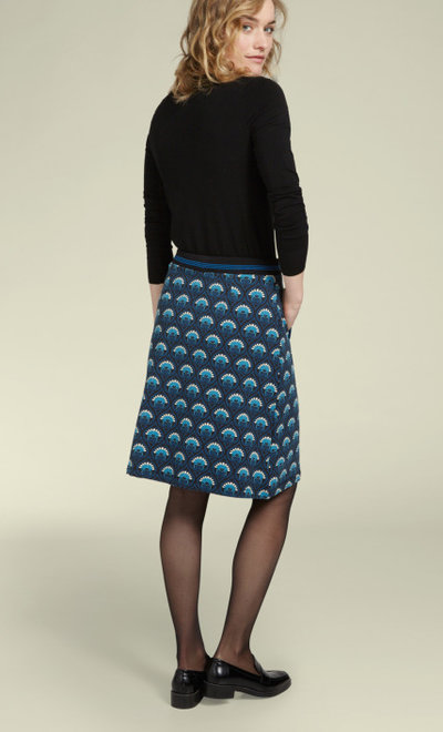 Davis Skirt Fondi Black