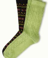Socks 2-Pack Alpine