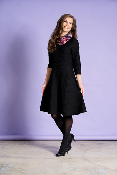 Kitty Dress Black