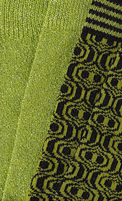 Socks 2-Pack Loopy Green