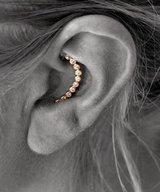 Inside earring