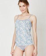 Jeanie Bambu Linne Blue Grey