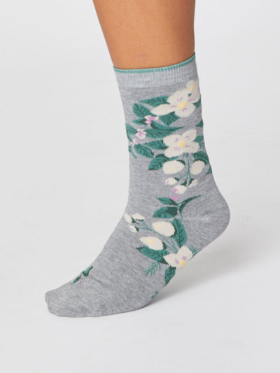 Florie Super Soft Daisy Socks