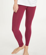 Bamboo Leggings Bilberry