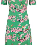 Dress Auntie My Garden Green