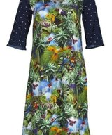 Alice Dress  Rainforest