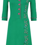 Dress Typ Miep Hummingbird Green