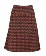 Skirt A-line Honeycomb gravel