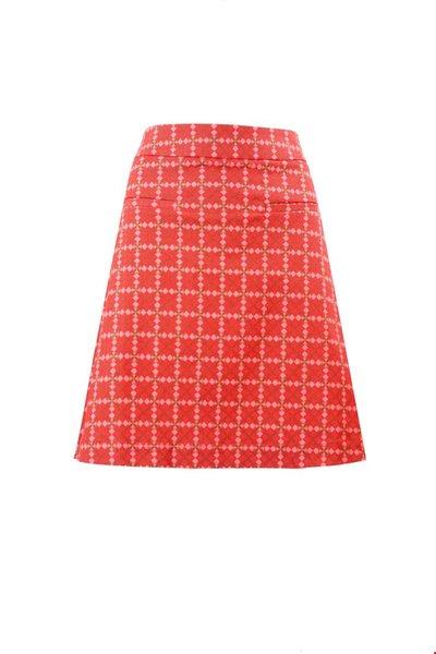 Skirt A-line Mosaic Candy