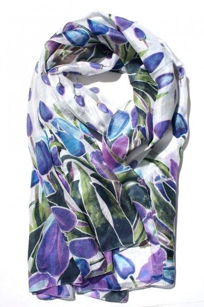 Silkessjal Tulpan Light Purple