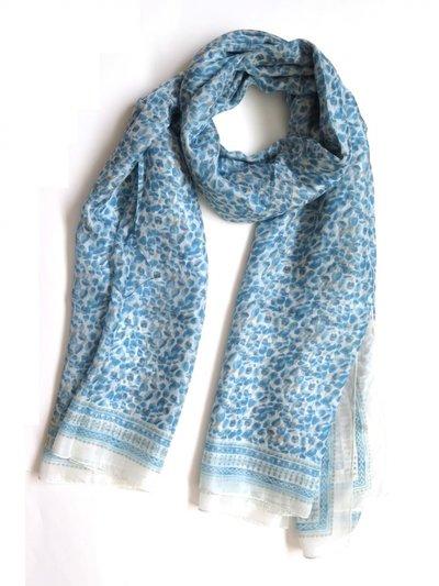 Silkessjal Vår Light Blue