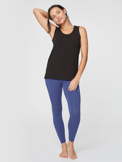Bambu Leggings Ocean Blue