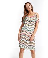 Bruna Opened shoulder dress