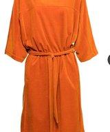 Dress Bolette Orange