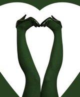 Strumpbyxor Pinetree Green
