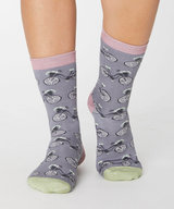 Cykle Bamboo Socks Pebble Grey