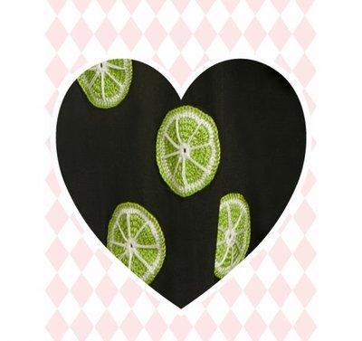 Almina Limefruit
