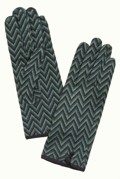 Gloves indra pine  green