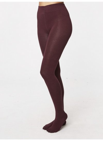Brontie Bamboo Stockings Heather