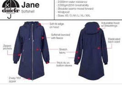 Jane soft Shell