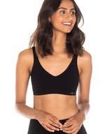 Bamboo Shaper Bra Black