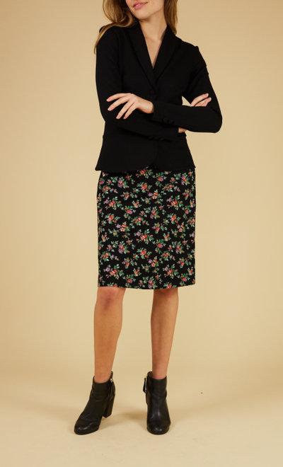 Border Skirt Madelin Black