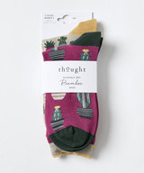 Cacti Tropical Bambu Socks 2 Pack