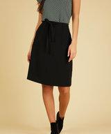 Rosa Skirt Woven Crepe