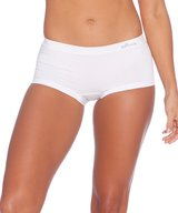 Bamboo Boyleg Briefs White