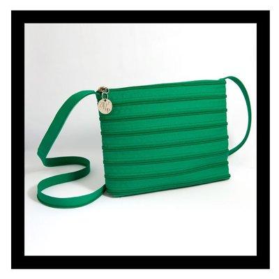 Zip Dragkedje Väska Grön