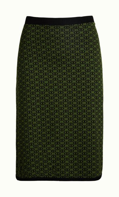 Skirt loopy Grass Green