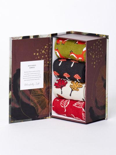 Woodland Fox Box