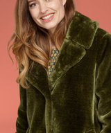 Alba Coat Oasis Green