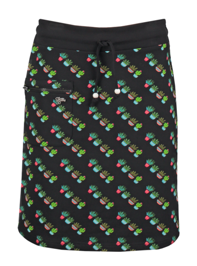 Zipper Skirt Cactus Diaz
