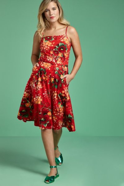 Summer Betty Dress Splendid