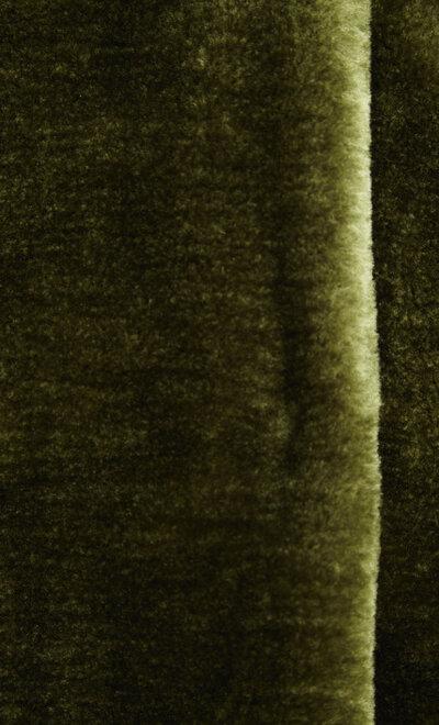 Faux Fur Scarf Zoot Oasis Green